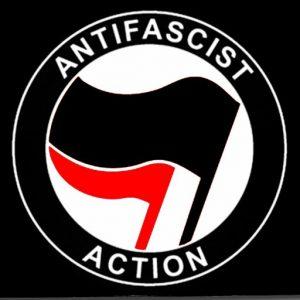 AntiFa Enlgish Logo