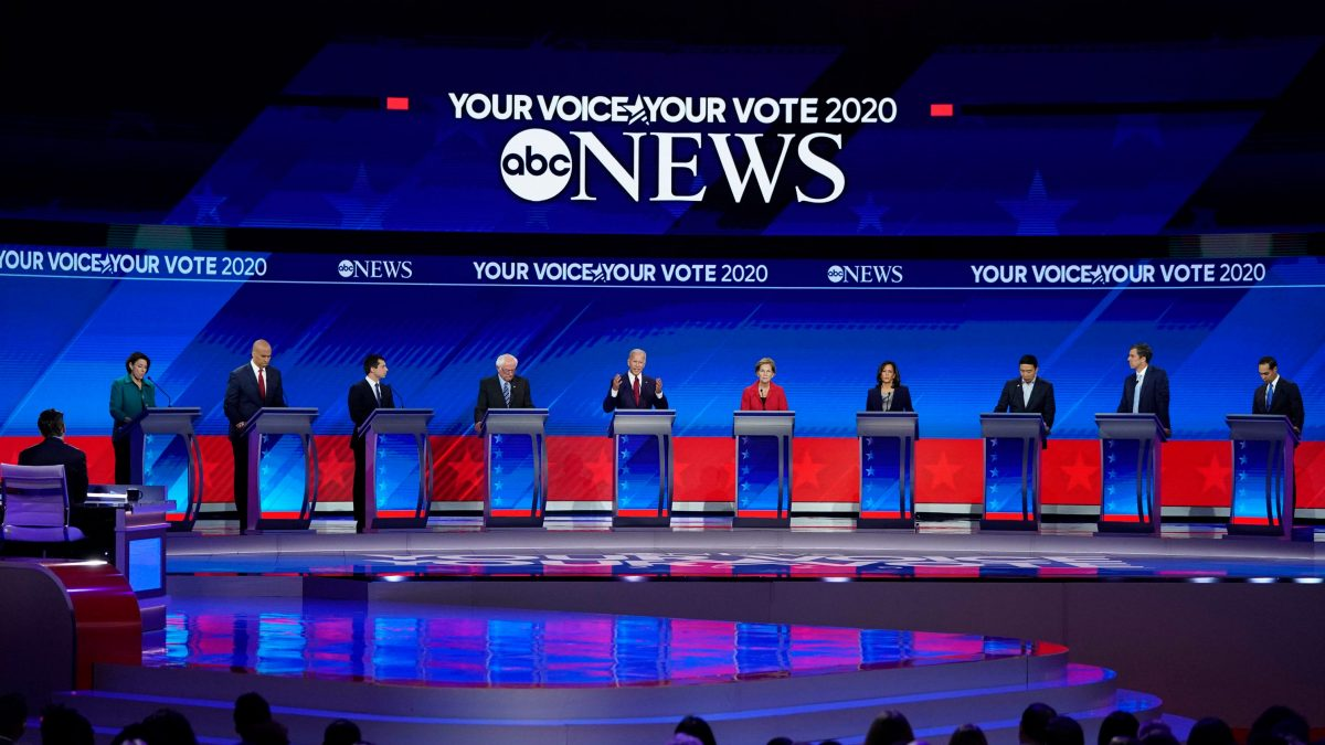Democratic Debate 20 November 2019 (United States) in Under 10 Minutes