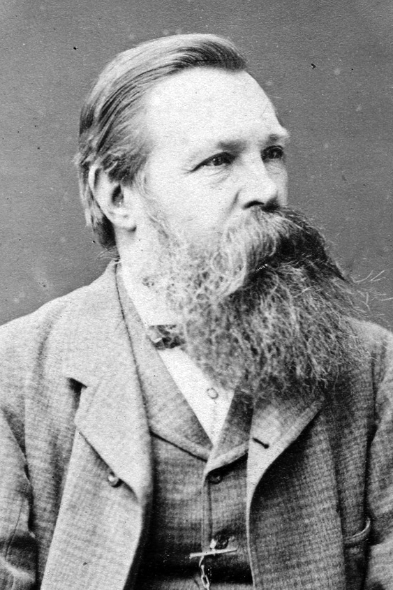 Happy Birthday 199th Friedrich Engles!