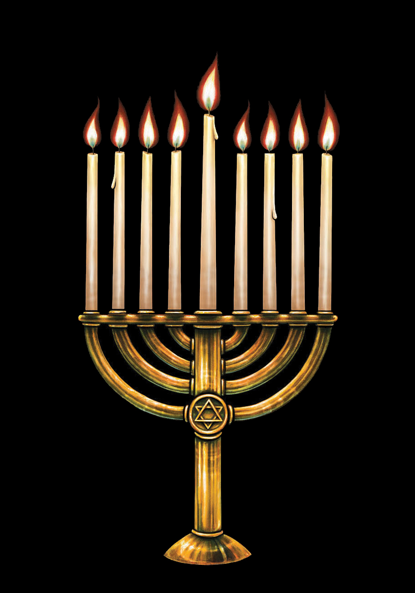 Happy Final Day of Hanukkah and what is the Maccabean Revolt